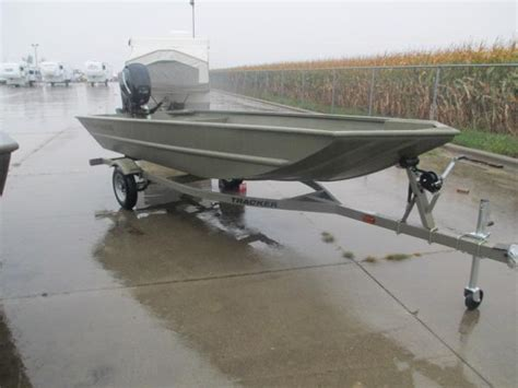 1648 Jon Boat For Sale by New 2014 Tracker Boats Grizzly 1648 Jon Boat For Sale In