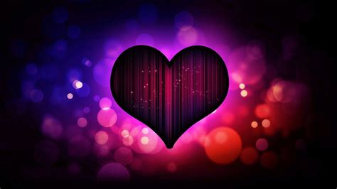 cool heart wallpapers wallpaper cave