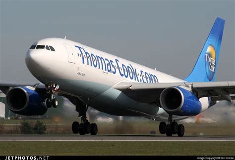 G-OJMC | Airbus A330-243 | Thomas Cook Airlines | Ian ...