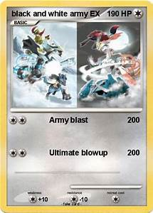 Pokémon black and white army EX - Army blast - My Pokemon Card