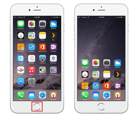 iphone 6 home screen how to enable and use reachability with the iphone 6