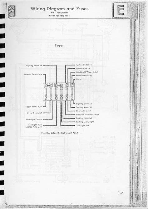 thesamba vw archives type 2 wiring diagrams