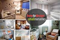 nursery decorating ideas Tips for Decorating a Small Nursery