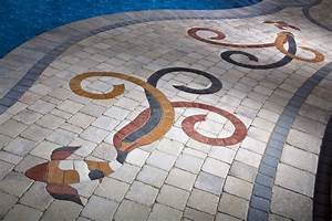 Stamped Concrete Vs Paving Stones Comparison Guide