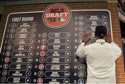 Draft Mlb Cleveland Amateur Baseball East Rounds