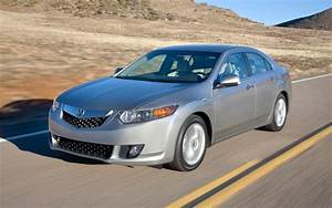 2010 Acura Tsx Manual First Test - Motor Trend