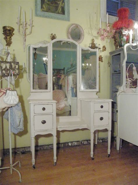 shabby chic makeup vanity table antique vanity dressing table shabby chic pink distressed eclectic bedroom makeup vanities