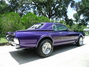 Sell Used 67 Mercury Cougar  U0026quot Show Car U0026quot  Awsome Purple Pearl