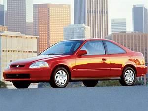 Owners Manual 1998 Honda Civic Coupe Sedan