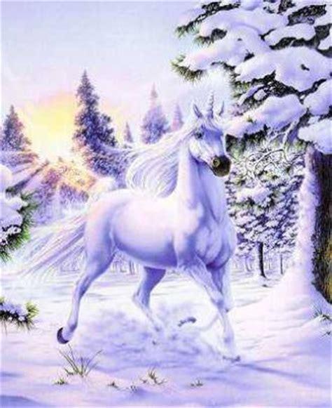 Snow Unicorn