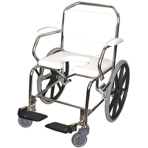 tubalco shower commode bariatric self propelled