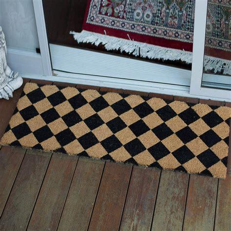 doormat for doors fab door mat 45x120 coir pvc backed doormat