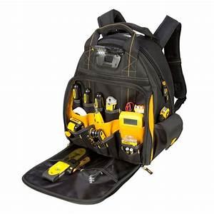 Sac A Dos Outils : dewalt sac dos pour outils clair home depot canada ~ Melissatoandfro.com Idées de Décoration