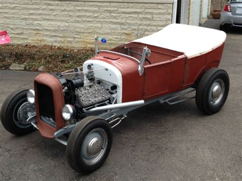 siege caddie 1927 ford model t touring traditional rod the t tub