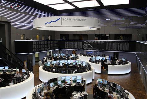 design len frankfurt frankfurt stock exchange editorial photography image of
