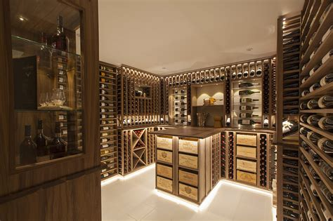 walnut wine cellar walnut wine room walnut wine storage