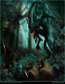 Black Werewolf deviantART