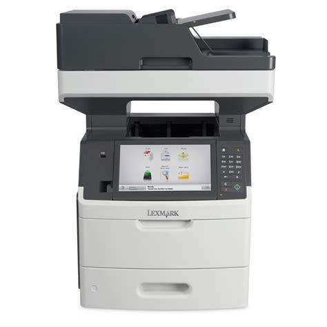 10 in 1 multifunction lexmark mx711de a4 mono multifunction laser printer 24t7804
