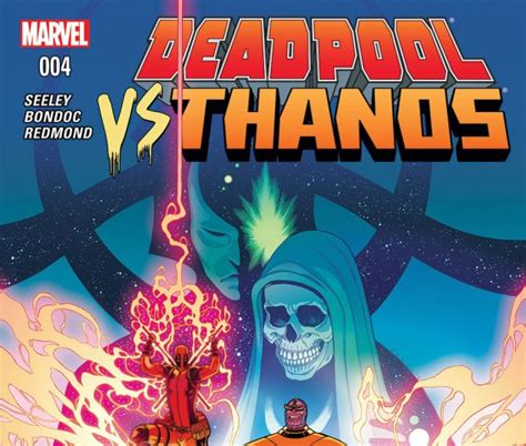 Deadpool Vs Thanos (2015) #4  Comics Marvelcom