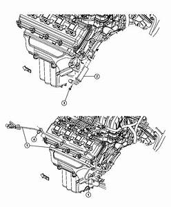 Dodge Magnum Engine Cylinder Block Heater 5 7l  5 7l Hemi