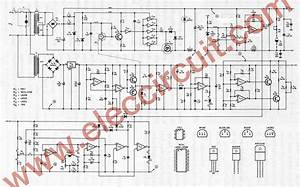 Dc Power Supply Schematic Schematic
