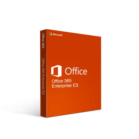 Office 365 Yearly by Office 365 Enterprise E3 Yearly I Software Shop