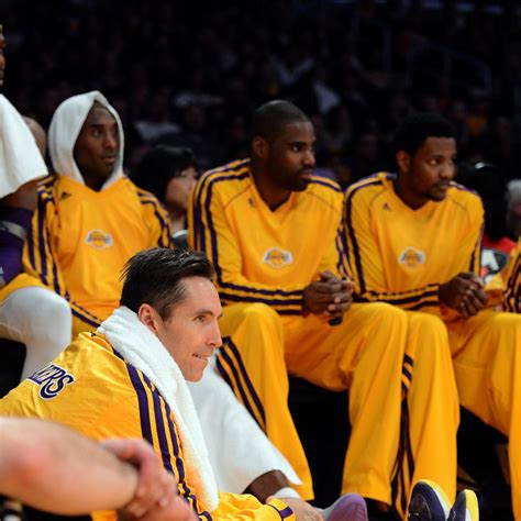 How Long Will It Take Healthy Lakers to Reach Peak Form ...