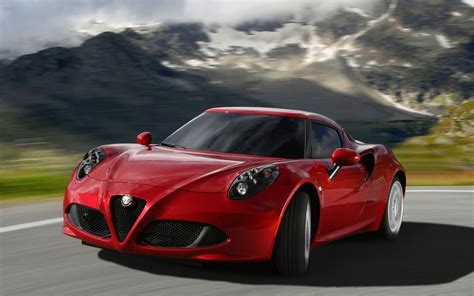 Alfa Romeo In America by European Deliveries Of The Alfa Romeo 4c