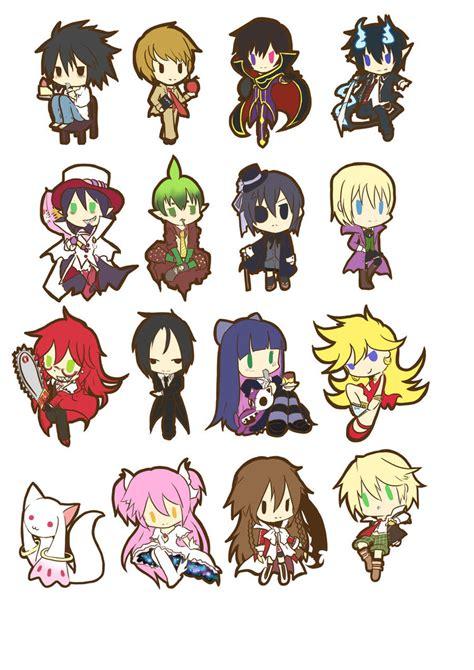 anime chibi 26 anime chibis weneedfun