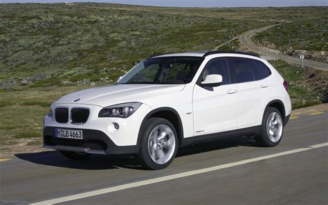 Bmw X1 Picture by 2010 Bmw X1 Widescreen Car Pictures 06 Of 76