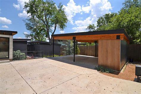 Moderne Häuser Mit Carport by Best 20 Modern Carport Ideas On Carport