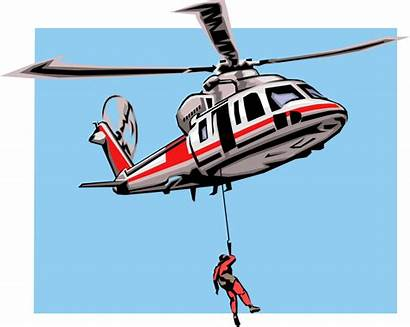 Helicopter Sea Rescue Clipart Transparent Clip Silhouette
