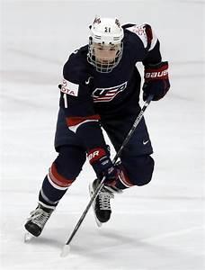 Knight among players on US Women's national hockey team ...