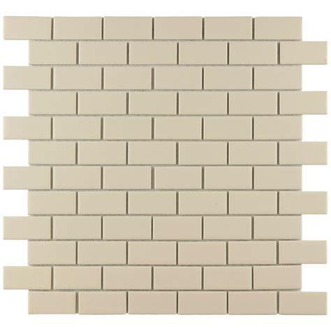 home depot merola subway tile merola tile metro subway matte white 11 3 4 in x 11 3 4