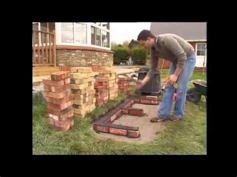 Build A Backyard Bbq by How To Build A Brick Bbq