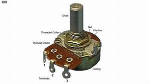 Potentiometers  Rheostats  And Trimmers Selection Guide