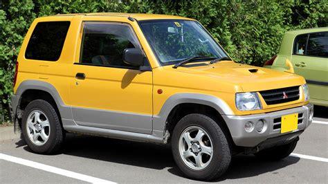 Mitsubishi Mini Car by Mitsubishi Pajero Mini
