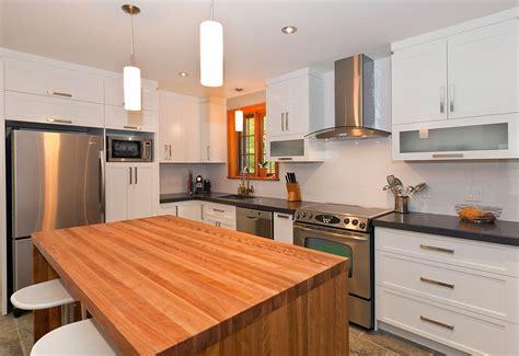cuisine et comptoir cuisine contemporaine griffe cuisine