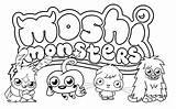Monster Coloring Monsters Moshi Colouring Printable Monstro Bestcoloringpagesforkids Sheets Birthday Kid Popular Getcoloringpages Artigo Trololo Blogg Navigation sketch template