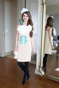 Starbucks Costume Halloween Idea