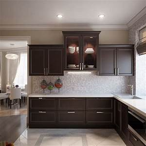 What U0026 39 S An L-shaped Kitchen Structure