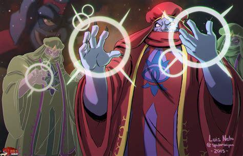 Link S Blacklist Agahnim The Dark Wizard