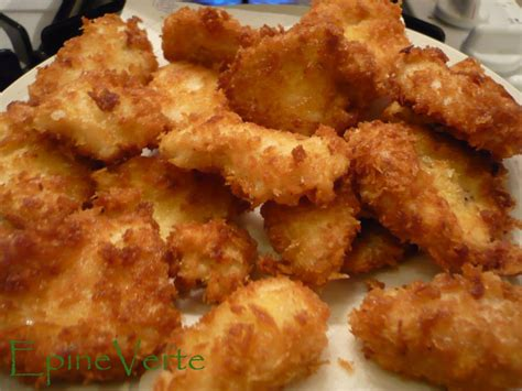 recette nuggets poulet maison quot panko nuggets quot de poulet miamitudes