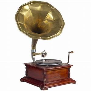 How To Make A Horn For Miniature Phonograph