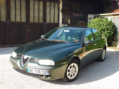 Alfa Romeo 156  Review And Photos