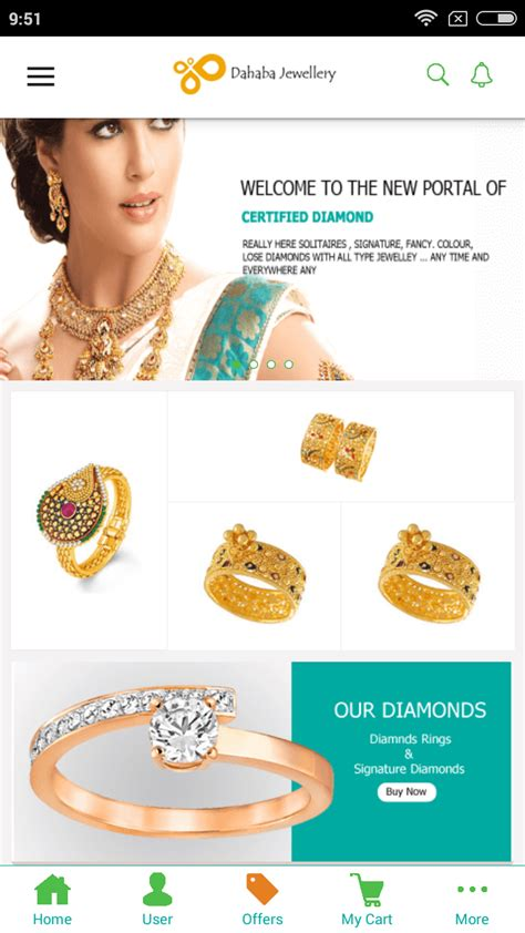 jewellery designing app how to make android jewellery application design
