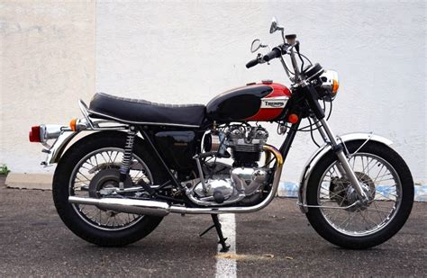 Triumph Bonneville 1976 Motorcycles For Sale