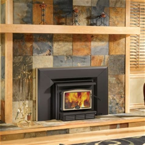 wood burning fireplace inserts with blower osburn 1100 high efficiency epa woodburning insert with blower