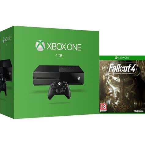 xbox one 1tb console fallout 4 consoles zavvi nl