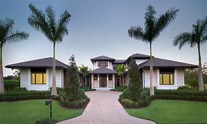 Exclusive Private Residence In Florida By Harwick Homes